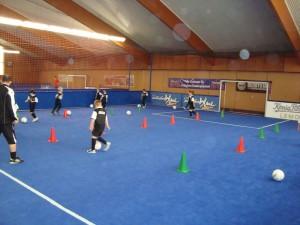 Fußballschule 2010-1